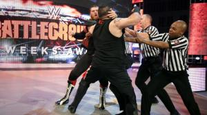 WWE Raw, July 11, 2016