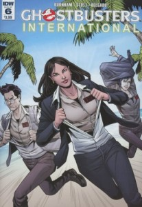 Ghostbusters International #6, 2016