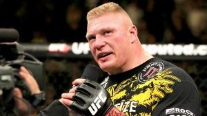 Brock Lesnar, UFC