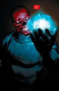 Captain America #2, Red Skull