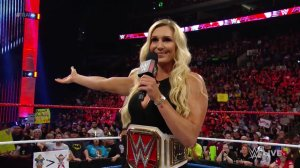 WWE Raw, July 4, 2016, Charlotte