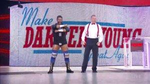WWE Raw, July 18, 2016, Darren Young, Bob Backlund