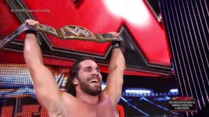 Seth Rollins, WWE Raw, July 18, 2016