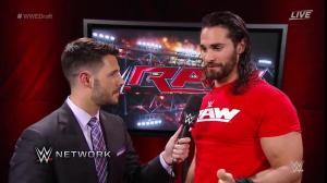 Seth Rollins, WWE Draft 2016