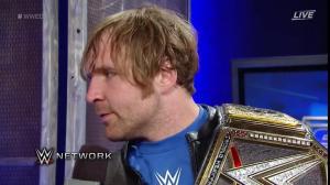Dean Ambrose, WWE Draft 2016