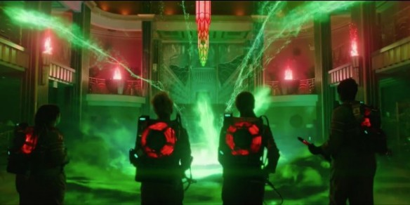 Ghostbusters, 2016, us against them