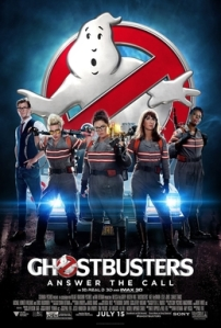 Ghostbusters, 2016 poster