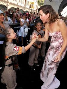 Kristen Wiig, Ghostbusters premiere