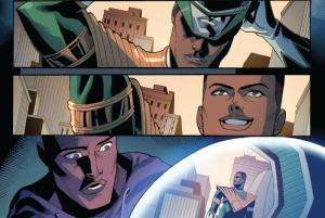 MMPR #5, Zack, Green Ranger