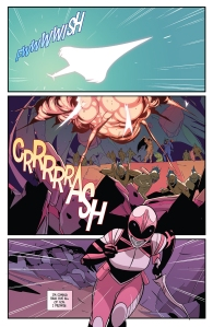 Mighty Morphin Power Rangers: Pink #2, Daniele Di Nicuolo, interior