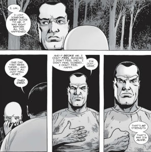 Negan and Alpha, TWD #156