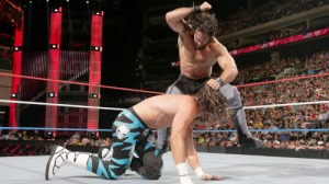 Seth Rollins vs. Dolph Ziggler