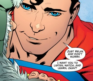 Superman #2, 2016, Patrick Gleason