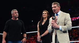 McMahon Family, WWE Raw, July 11, 2016