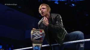 Dean Ambrose, WWE Champion