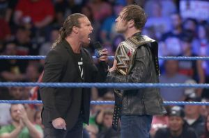 Dolph Ziggler, Dean Ambrose, WWE Smackdown, August 2016