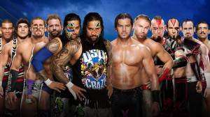 WWE Summerslam 2016, big tag team match
