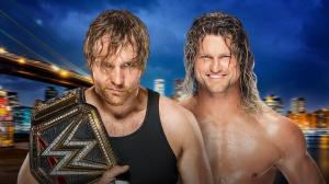 Dean Ambrose, WWE Summerslam, 2016, Dolph Ziggler
