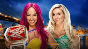 WWE Summerslam 2016, Sasha Banks vs. Charlotte