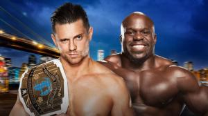 WWE Summerslam 2016, The Miz, Apollo Crews