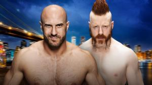 WWE Summerslam 2016, Sheamus vs. Cesaro