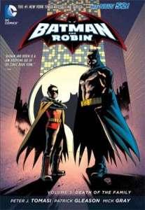 Batman & Robin, Vol. 3: Death of the Family
