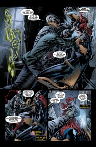 Batgirl #21, Fernando Pasarin