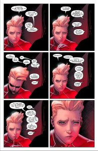 Carol Danvers, Civil War II #4, David Marquez