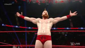 Sheamus, WWE August 29, 2016
