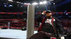 WWE Raw, August 29, 2016, Sami Zayn