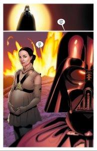 Darth Vader #24, 2016, Padme