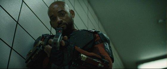 Deadshot, Suicide Squad, Will Smith
