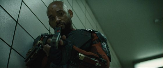 Deadshot, Suicide Squad, Will Smith