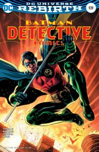Detective Comics #939, cover, Eddy Barrows
