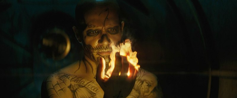 El Diablo, Suicide Squad movie, 2016