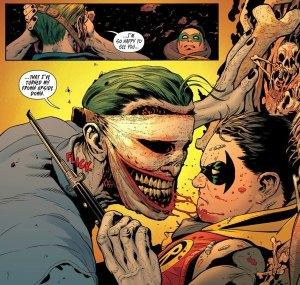 Robin, Joker, Patrick Gleason