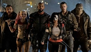 Suicide Squad, 2016, team shot