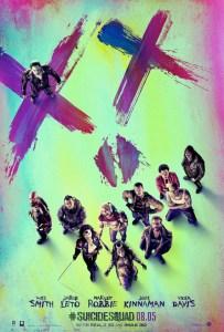 Suicide Squad, 2016 film poster