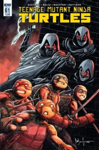 TMNT #61, cover