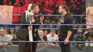 The Miz, Dolph Ziggler, WWE Smackdown, September 27, 2016