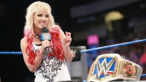 Alexa Bliss, WWE Smackdown, September 20, 2016