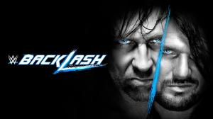 WWE Backlash 2016, promo art