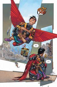 Teen Titans #1, 2014,