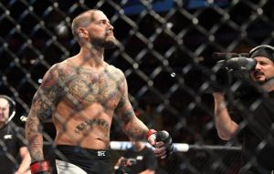 Mickey Gall, CM Punk, UFC 203, September 10, 2016