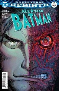 All-Star Batman #2, 2016, John Romita Jr.