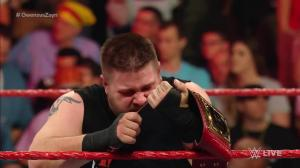 Kevin Owens, WWE Raw, September 5, 2016