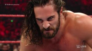 Seth Rollins, WWE Raw, September 5, 2016