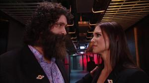 WWE Raw, September 5, 2016, Mick Foley, Stephanie McMahon