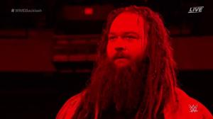 Bray Wyatt, WWE Backlash 2016