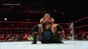Rusev, Roman Reigns, WWE Raw, September 12, 2016